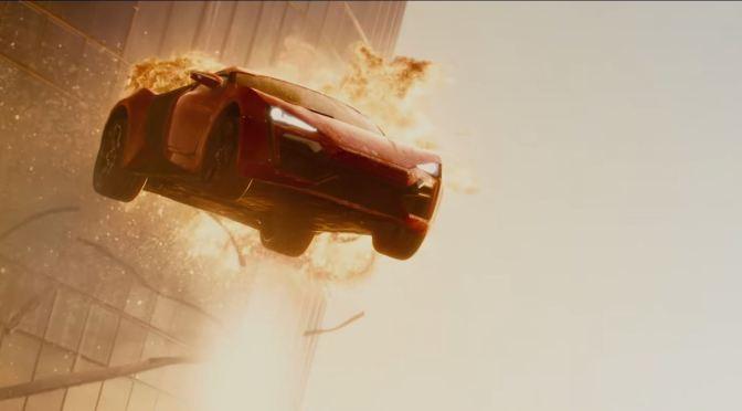 El trailer de 'Rápidos y Furiosos 7' transmitido durante el Super Bowl es una locura