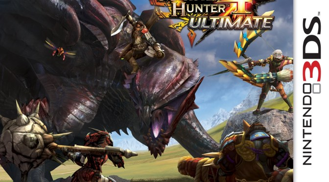 [Preview] Monster Hunter 4 Ultimate 3DS