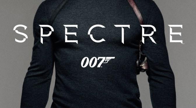 Daniel Craig listo para la acción en el primer póster de 'SPECTRE'
