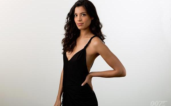 La mexicana Stephanie Sigman será una chica Bond en 'SPECTRE'
