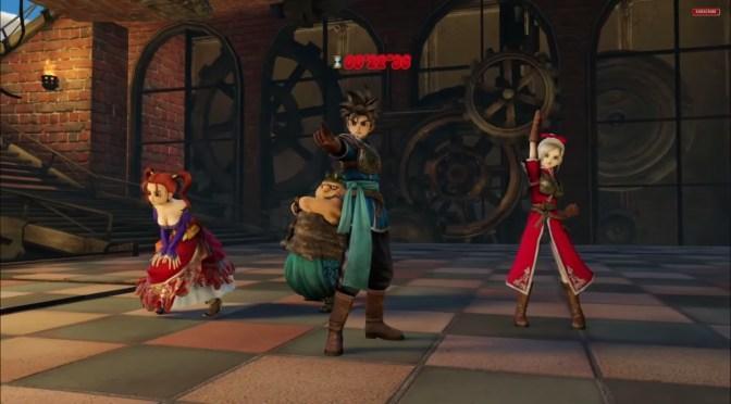 Dragon Quest Heroes llegará a América del Norte