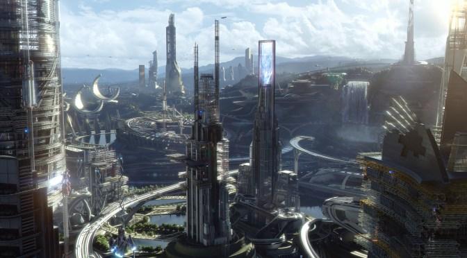 Déjense maravillar con el nuevo trailer de 'Tomorrowland'