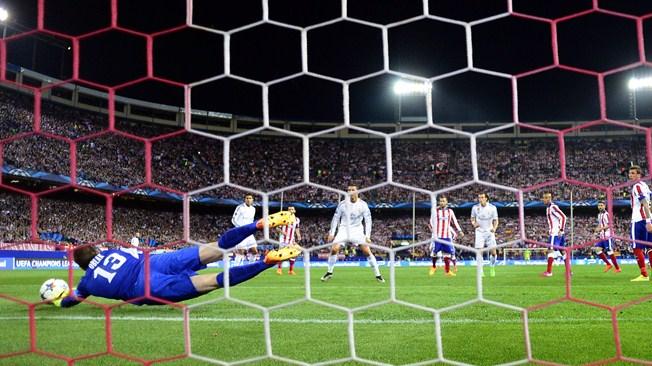 Juventus logra triunfo en casa, Real y Atléti igualan a ceros en los Cuartos de Final de la Champions League