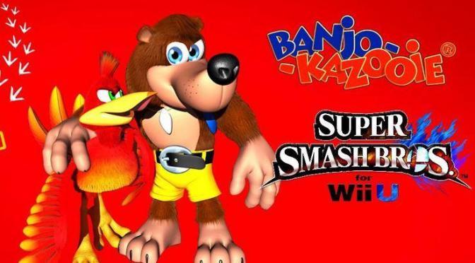 ¿Te gustaría ver a Banjo en Super Smash Bros. como DLC? A Phil Spencer también