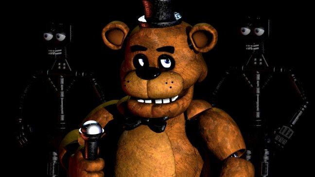 ¿Se asustaron jugando 'Five Nights at Freddy's? Próximamente podrán aterrarse con su película