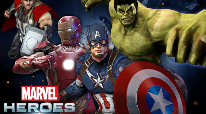 La Era de Ultrón llega al juego Marvel Heroes 2015