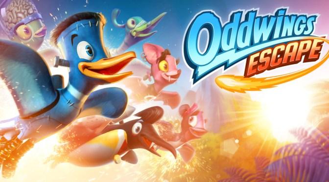 Oddwings Escape el próximo hit de la AppStore