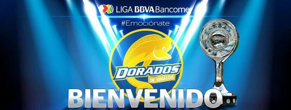 Dorados ascendió a la Liga MX