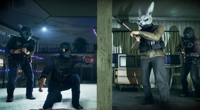 Se reporta actividad criminal, Battlefield Hardline: Criminal Activity