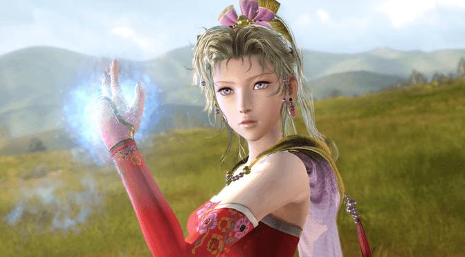 Gameplay, gameplay y más gameplay del nuevo Dissidia Final Fantasy