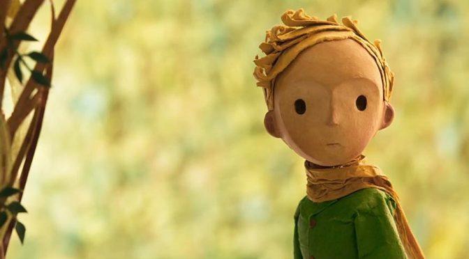 Trailer de la película El Principito doblado al español, en cines este otoño