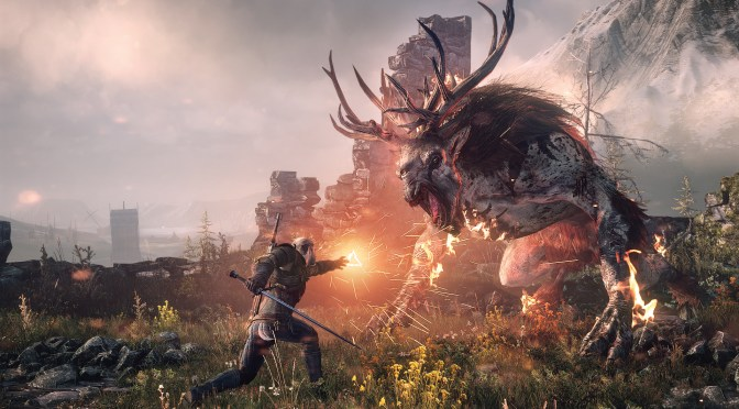 ¡No hagan enojar a Geralt! Sangre, monstruos y acción en el nuevo tráiler de The Witcher 3