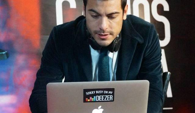 Carlos Rivera es el editor invitado de Deezer