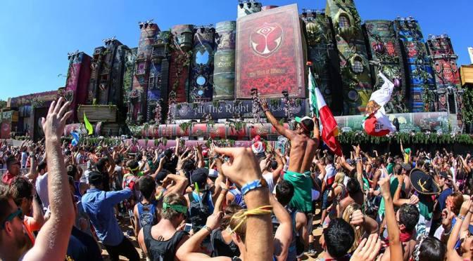 UNITE: The mirror to Tomorrowland llegará a México el 25 de julio