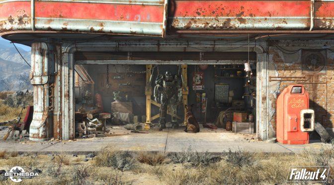 Bethesda revela oficialmente Fallout 4 con su primer tráiler