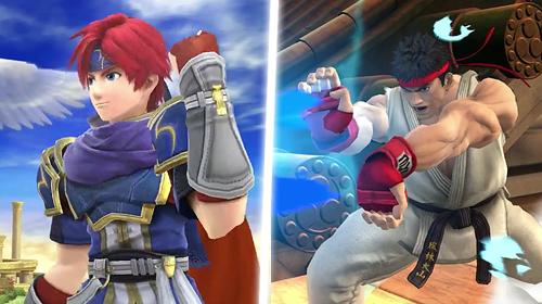 ¡Roy y Ryu confirmados para Super Smash Bros.!