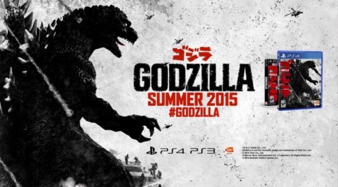 ¡Trailer de Lanzamiento del Juego de Godzilla!