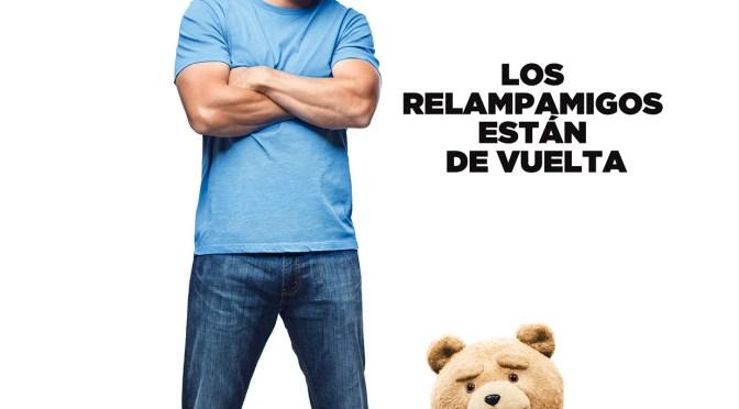 [Review] Ted 2. Los relampamigos están de regreso