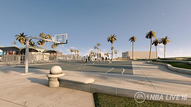 NBA LIVE 16 PRO-AM presenta nuevos modos online