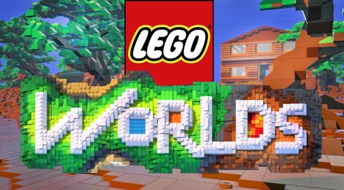 Debajo del mar… LEGO Worlds nos trae nuevas novedades