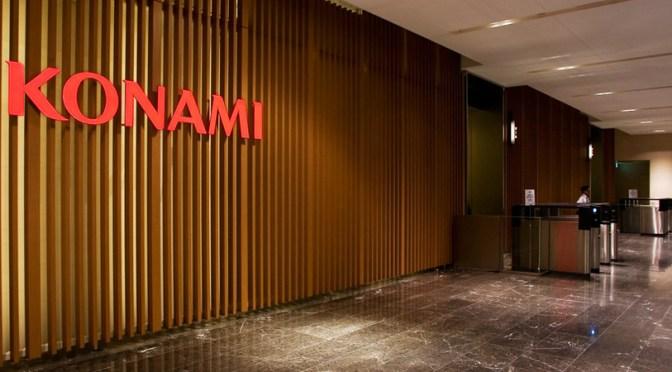 Konami no abandonará el mercado de las consolas