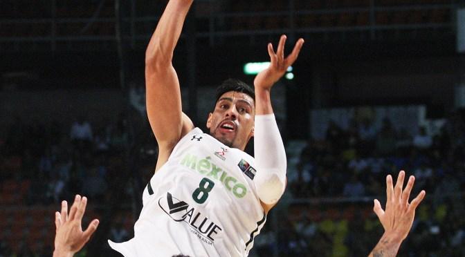 México liga su segunda victoria en el FIBA Américas 2015, tras vencer a Brasil por 66-58