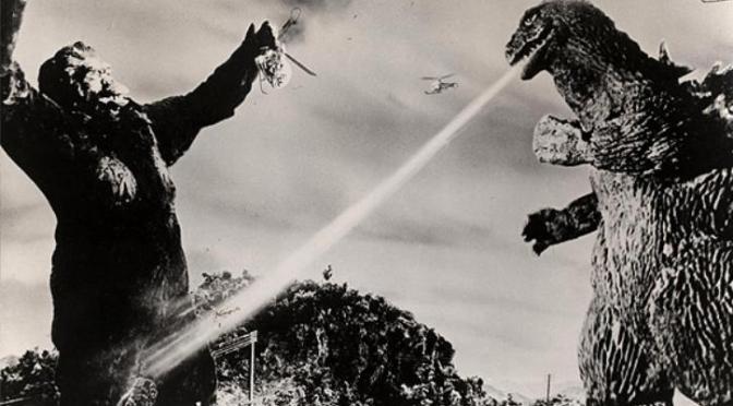 El épico crossover de King Kong vs Godzilla se acerca