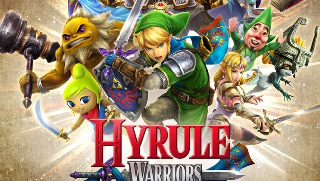 ¡Famitsu revela los Scans de Toon Link en Hyrule Warriors Legends!