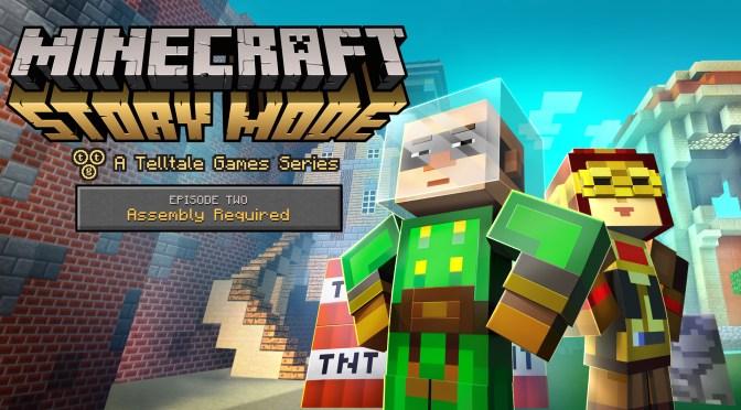 ¡El Episodio 2 de Minecraft: Story Mode ya está disponible!