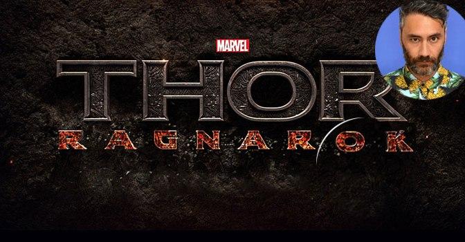 Taika Waititi es el elegido para dirigir Thor: Ragnarok