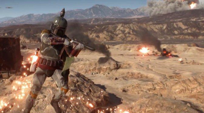 Star Wars: Battlefront nos trae su tráiler de lanzamiento