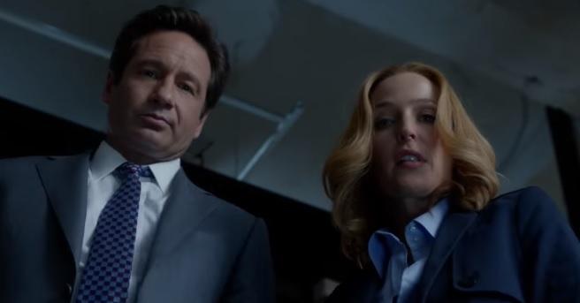 Nuevo tráiler y póster del reboot de The X-Files