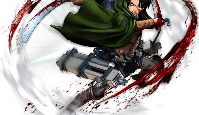 Levi y Hanji se unen a la plantilla de personajes del juego de Attack on Titan