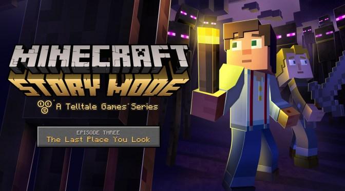 Prepárense para adentrarse al Ender World en el Episodio 3 de Minecraft: Story Mode