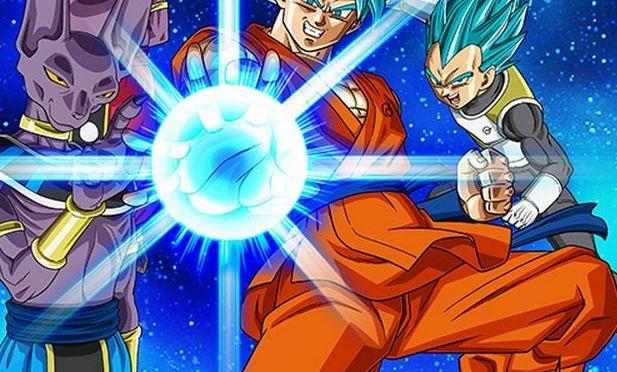 Nuevo arco de Dragon Ball Super llega en el 2016