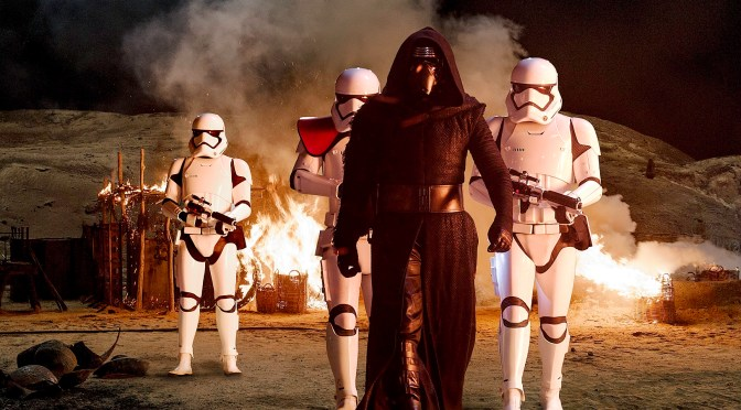 La fuerza despertó y Star Wars: The Force Awakens anda rompiendo varios récords