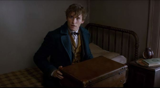 Chequen el teaser tráiler de Fantastic Beasts and Where To Find Them