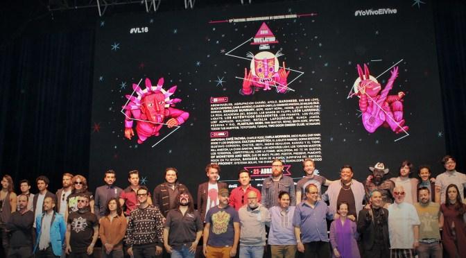 Vive Latino 2016 presenta su cartel oficial