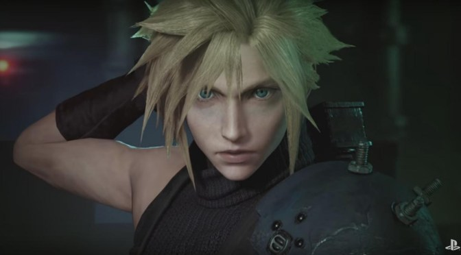 [PSX 2015] Tráiler con gameplay del Remake de Final Fantasy VII