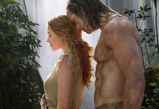 "Llega el primer trailer de ""Tarzán, el rey de la selva"""