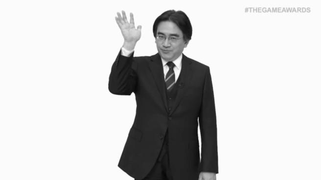 Dedican memoria a Satoru Iwata en los Game Awards 2015
