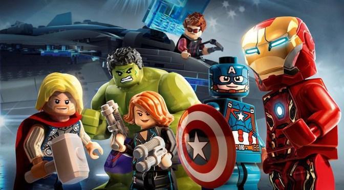 Los Vengadores como nunca antes los habías visto. Primer tráiler de LEGO Marvel Avengers