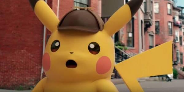 Pikachu decide cambiar de profesión. Se anuncia Detective Pikachu