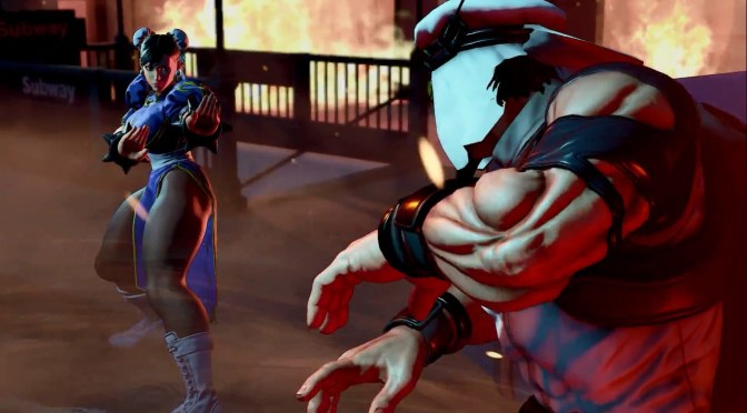 DLC a partir de marzo, última fase beta y una historia 100% cinematográfica en camino a Street Fighter V