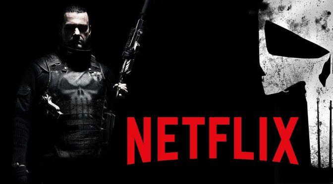 The Punisher podría tener su propia serie en Netflix