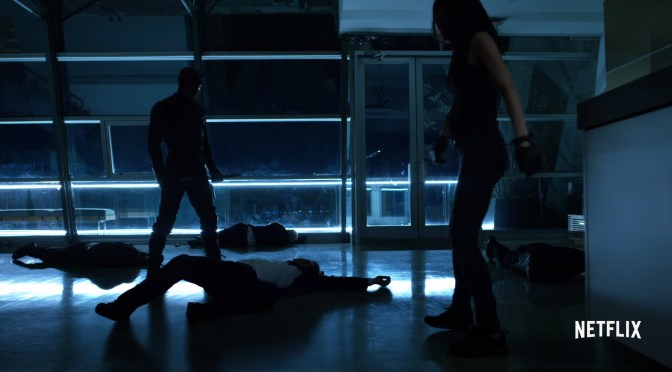 Elektra y Daredevil contra los ninjas en el nuevo tráiler de la segunda temporada