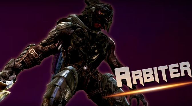 ¡The Arbiter llegará a Killer Instinct!