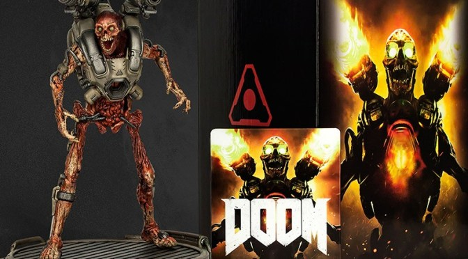La Collector's Edition de Doom incluirá una estatua de un demonio Revenant