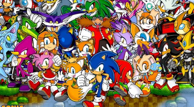 A toda velocidad ya andan preparando la película de Sonic The Hedgehog