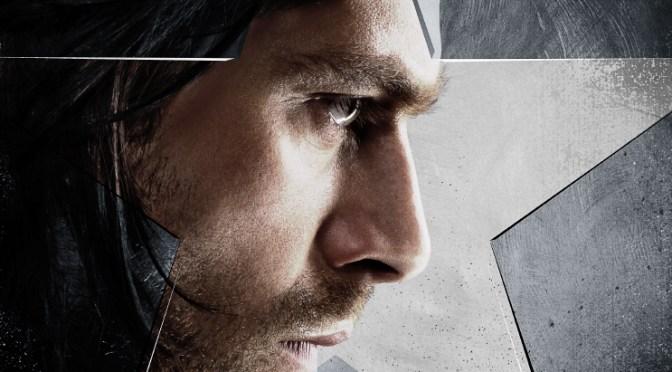 Los miembros del #TeamCap protagonizan los nuevos pósters de Captain America: Civil War
